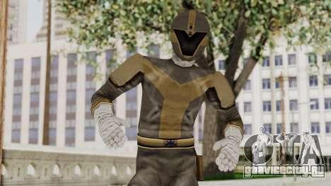 Power Rangers Lightspeed Rescue - Titanium для GTA San Andreas