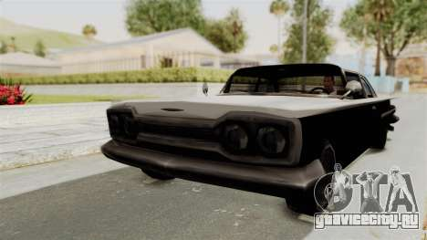 Voodoo Limited Edition для GTA San Andreas