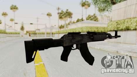 AK-47 Modern для GTA San Andreas третий скриншот
