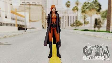 Marvel Future Fight - Elsa Bloodstone для GTA San Andreas второй скриншот