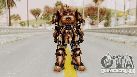 UT2004 The Corrupt - Cyclops для GTA San Andreas второй скриншот