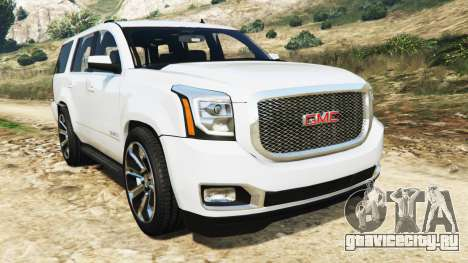 GMC Yukon Denali 2015 для GTA 5