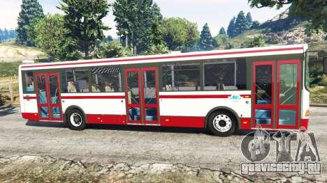 ЛиАЗ-5256.53 для GTA 5 вид слева