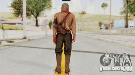 MGSV Phantom Pain Ocelot Mother Base для GTA San Andreas третий скриншот