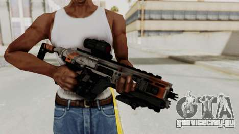 CAR-101 для GTA San Andreas третий скриншот