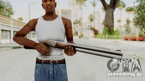 Liberty City Stories Shotgun для GTA San Andreas третий скриншот