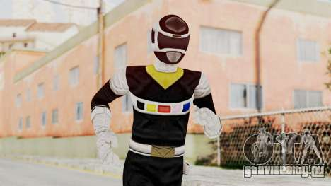 Power Rangers In Space - Black для GTA San Andreas