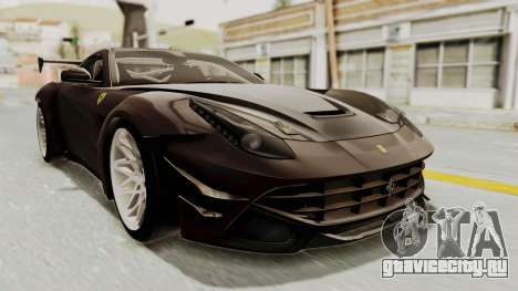 Ferrari F12 Berlinetta Drift для GTA San Andreas