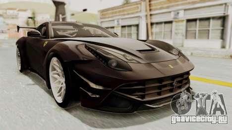 Ferrari F12 Berlinetta Drift для GTA San Andreas