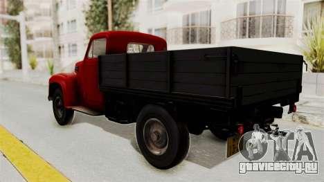 УАЗ-300 для GTA San Andreas вид слева