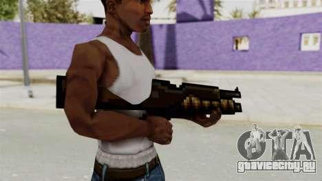 Metal Slug Weapon 1 для GTA San Andreas третий скриншот