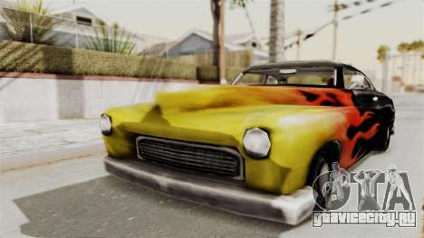 Beta VC Cuban Hermes для GTA San Andreas