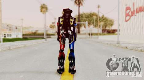 UT2004 The Corrupt - Divisor для GTA San Andreas третий скриншот