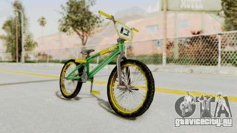 Bully SE - BMX для GTA San Andreas