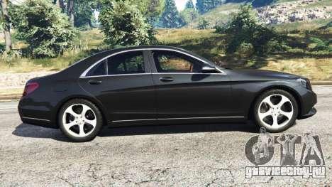 Mercedes-Benz S500 для GTA 5