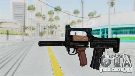 OTs 14 Groza для GTA San Andreas второй скриншот