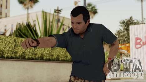 GTA 5 Michael v2 для GTA San Andreas