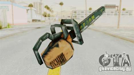 Metal Slug Weapon 8 для GTA San Andreas второй скриншот