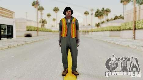 GTA 5 Trevor v1 для GTA San Andreas второй скриншот