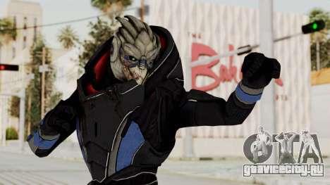 Mass Effect 2 Garrus для GTA San Andreas