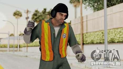 GTA 5 Trevor v1 для GTA San Andreas