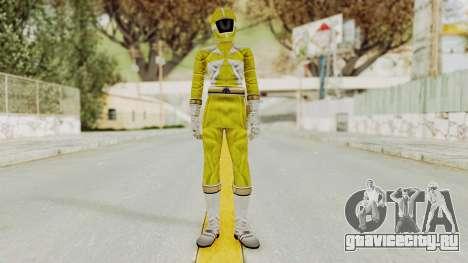 Power Rangers Lightspeed Rescue - Yellow для GTA San Andreas второй скриншот