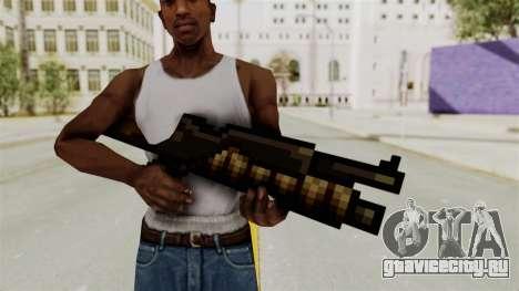 Metal Slug Weapon 1 для GTA San Andreas второй скриншот