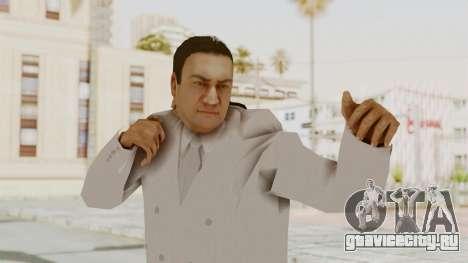 Taher Shah White Suit для GTA San Andreas