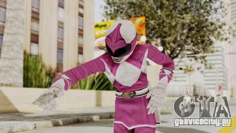 Mighty Morphin Power Rangers - Pink для GTA San Andreas