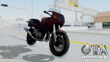 BF-400 Custom для GTA San Andreas