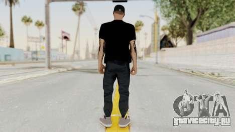 Banda 12 Skin для GTA San Andreas третий скриншот