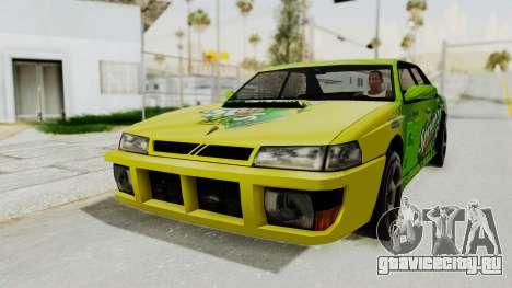 Sprunk Sultan для GTA San Andreas