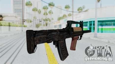 OTs 14 Groza для GTA San Andreas третий скриншот
