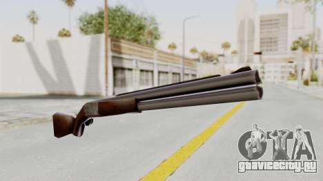 Liberty City Stories Shotgun для GTA San Andreas