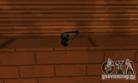 Pneumatic Mangler для GTA San Andreas второй скриншот