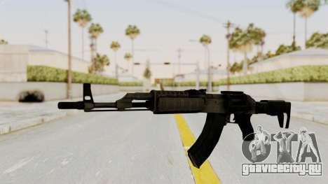 AK-47 Modern для GTA San Andreas второй скриншот