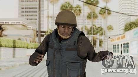 MGSV Phantom Pain RC Soldier Vest v2 для GTA San Andreas