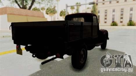 УАЗ-300 IVF для GTA San Andreas вид слева