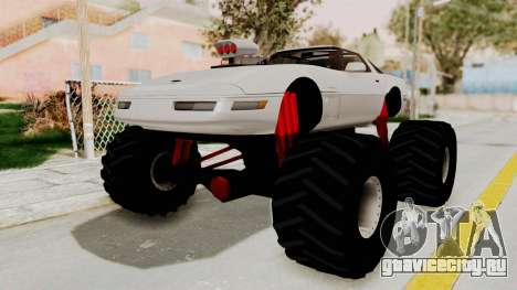 Chevrolet Corvette C4 Monster Truck для GTA San Andreas
