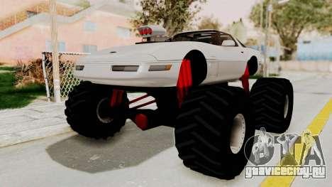 Chevrolet Corvette C4 Monster Truck для GTA San Andreas