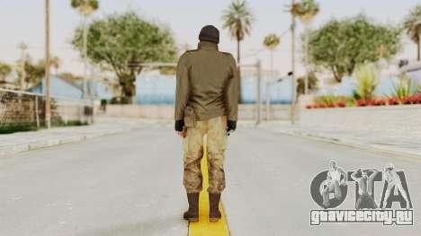 MGSV Phantom Pain CFA Sniper для GTA San Andreas третий скриншот