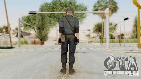MGSV Phantom Pain Zero Risk Security LMG v2 для GTA San Andreas третий скриншот