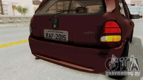 Chevrolet Corsa Hatchback Tuning v1 для GTA San Andreas салон