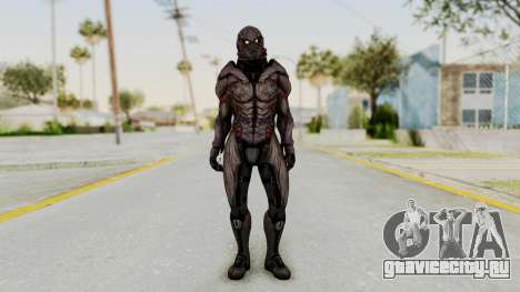 Mass Effect 3 Collector Male Armor для GTA San Andreas второй скриншот