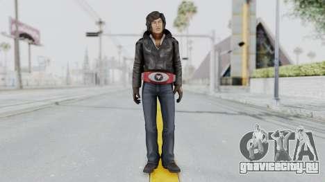 Takeshi Hongo для GTA San Andreas второй скриншот