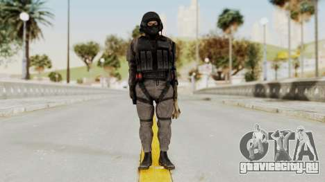 MGSV Phantom Pain Cipher XOF Afghanistan для GTA San Andreas второй скриншот