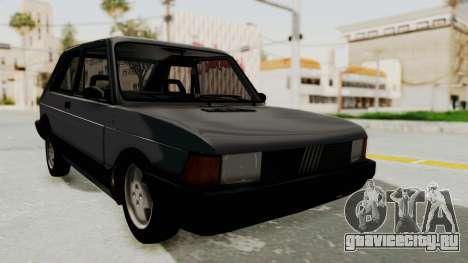Fiat 147 Spazio TR для GTA San Andreas вид слева