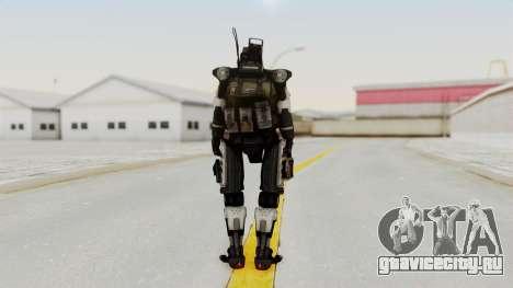 TitanFall Spectre для GTA San Andreas третий скриншот