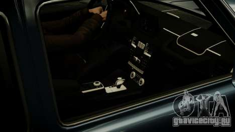 Niva 2015 Aze style для GTA 4 вид изнутри