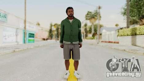 GTA 5 Franklin v2 для GTA San Andreas второй скриншот